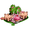 Picnicking Pigs-icon