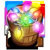 Sparkle Light Bucket-icon