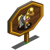 Diva Pony Mastery Sign-icon