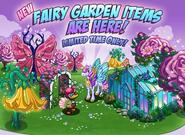 Fairy Garden Event (2012) Loading Screen