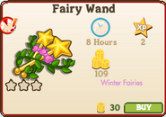 Fairy Wand Market Info