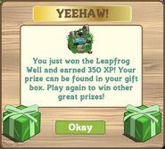 Leapfrogwell noti