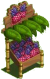 Red Pineapple Stall-icon