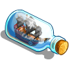 Ship in Bottle-icon