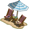 Beach Chair Set-icon
