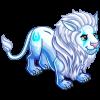 Blue Ice Lion-icon