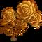 Full Bloom Golden Rose-icon