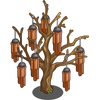 Wooden Wind Chime Tree-icon