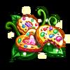 Cookie Cream Plant-icon