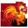 Fiery Feather Araucana-icon