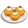 Frosted Zeppoles-icon