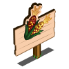 Maize Mastery Sign-icon