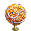 Pearly Crystal Tree-icon