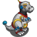 Robot T-Rex-icon
