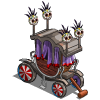Spooky Circus Carriage-icon