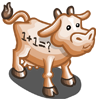 Teacher Cow-icon