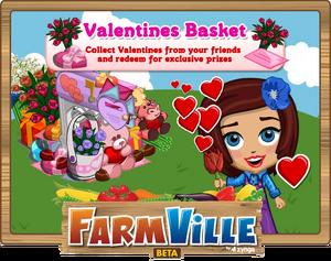 Valentines Basket Load Screen
