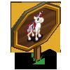 American Unicorn Foal Mastery Sign-icon