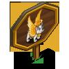 Angel Dog Mastery Sign-icon
