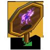 Balloon Cow Mastery Sign-icon