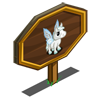 Frosted Fairy Mini Foal Mastery Sign-icon