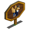 Greaser Pegacorn Mastery Sign-icon