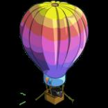 Hot Air Balloon-icon
