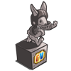 Silver Bunnyman-icon