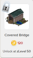 Covered Bridge Rewardville locked