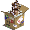 Free Shipping Bear-icon