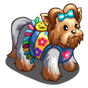 Hippie Yorkie-icon