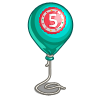 Milestone Balloon-icon
