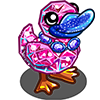 Starry Pattern Duck-icon