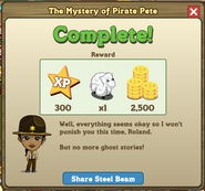 The Mystery of Pirate Pete COMPLETE