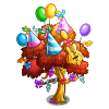 5th Birthday Party Tree-icon