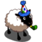 Birthday Sheep-icon