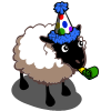 Birthday Sheep-icon