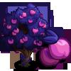 Dark Peach Tree-icon