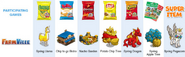 Frito Lay Promotion Prizes
