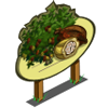 Giant Cocoa Tree Mastery Sign-icon
