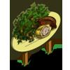 Giant Cocoa Tree Mastery Sign-icon