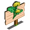Mustard Mastery Sign-icon