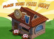 Pizza Shop Loading Screen