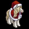 Santa Horse-icon