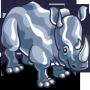 Silver Rhino-icon