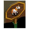 Zesty Pony Foal Mastery Sign-icon