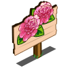 Ballet Queen Flower Mastery Sign-icon