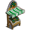 Christmas Tree Crop Stall-icon