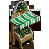 Christmas Tree Crop Stall-icon