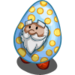 Easter Egg Gnome-icon